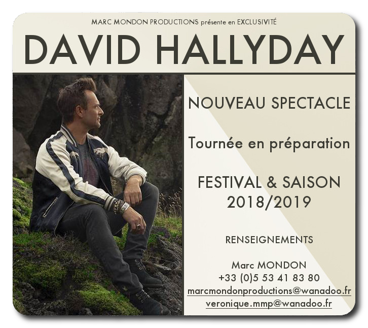 David Hallyday Marc Mondon Productions